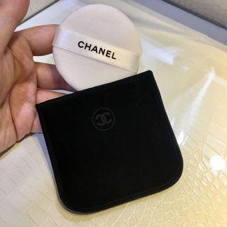 Chanel Powder pouch