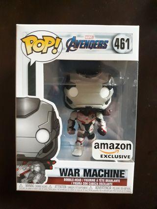 Funko POP Amazon Exclusive - War Machine (461)