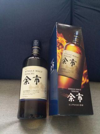 Japanese Nikka Whisky - Yoichi Single Malt