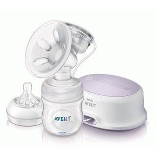 Avent breast pump pompa asi elektrik menyusui