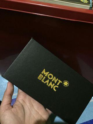 Mont Blanc Wallet