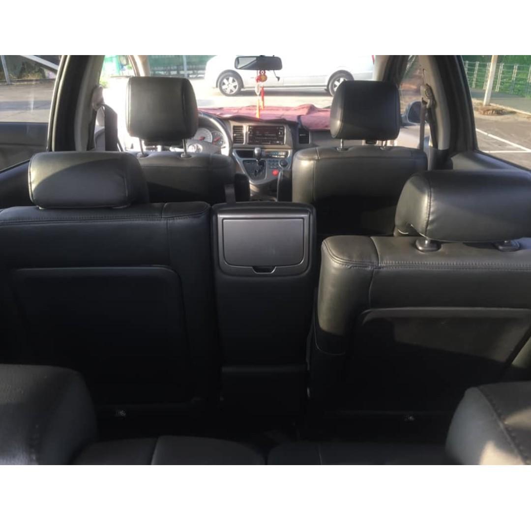 💕睿睿中古車💕2006 Toyota Wish 2.0 白 7人 有天窗車在桃園