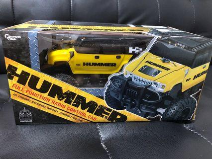 Hummer H2 RC remote control car from Toreba Japan
