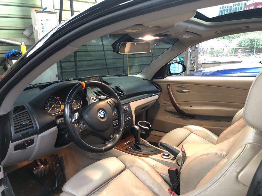 2008 BMW 135i  全原廠306匹 操控、動力兼具 稀有釋出 後驅樂趣 經典直六