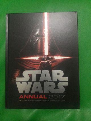 "Buku star wars""annual 2017"""