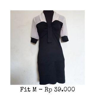 Dress semi formal fit M