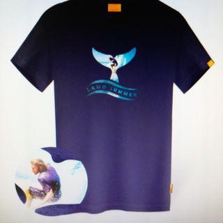 冲浪魚尾 T-shirt (韓國代購)