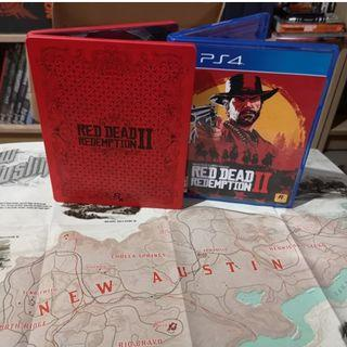 Red Dead Redemption 2 Complete Set