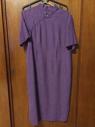 🚚 復古台式旗袍