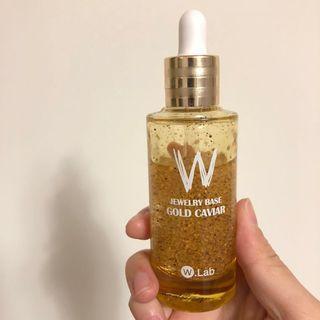 韓國 w.lab 名模聚光妝前精華液 55ml 保濕精華 妝前乳