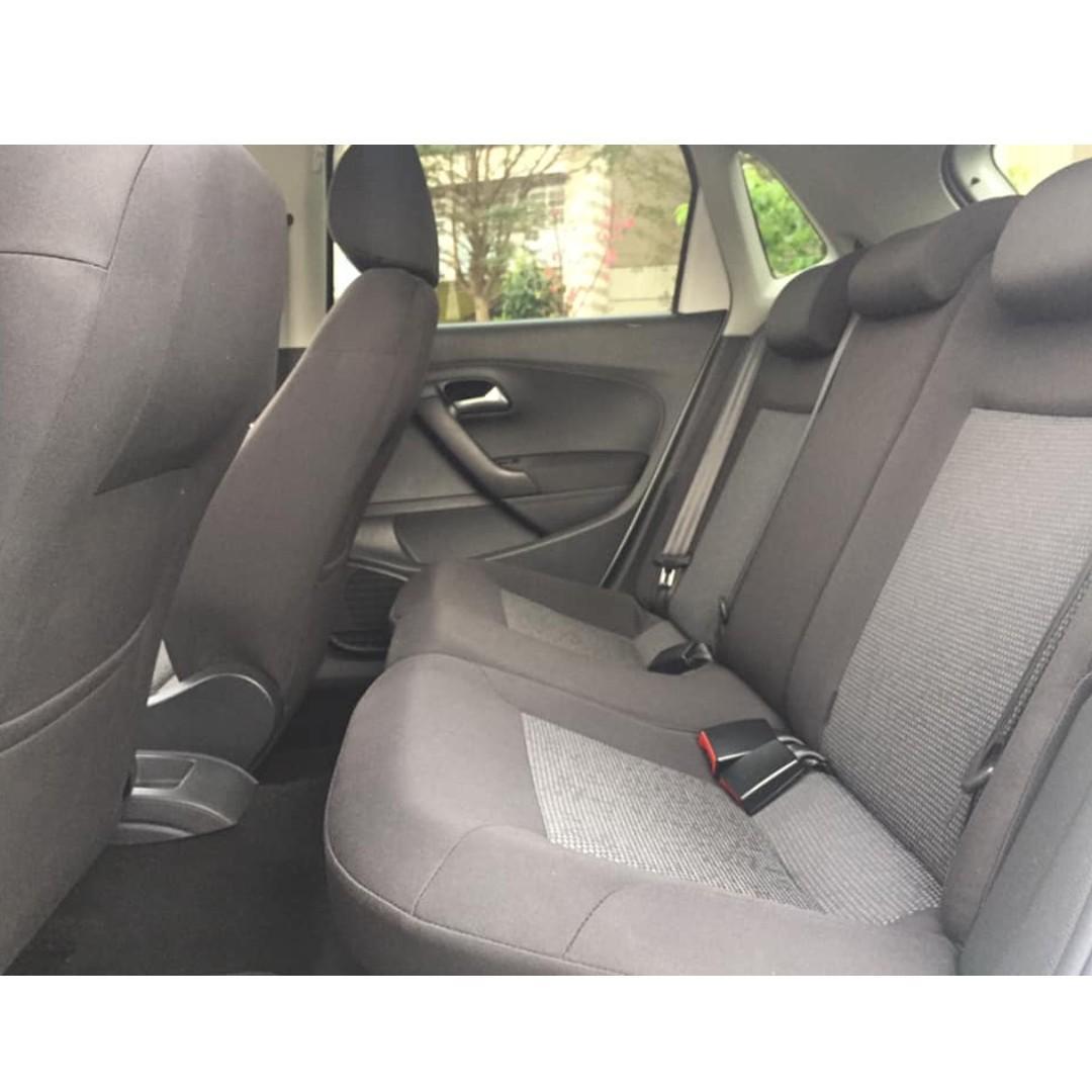 💕睿睿中古車💕2015年 VW 福斯 Polo 1.6 白 車在桃園