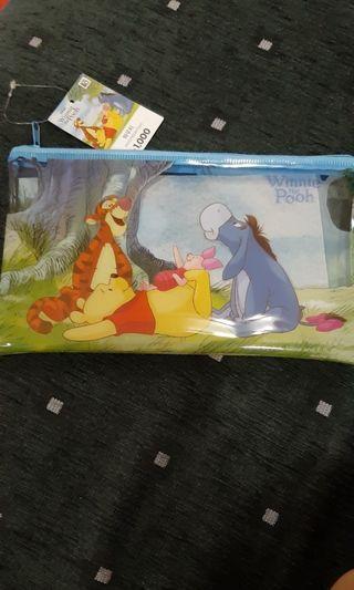 Brand new Zipper bag Disney Winnie the Pooh pouch