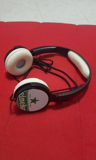 🚚 Heineken Headphone