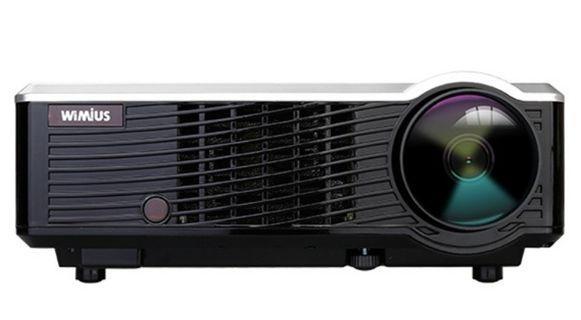 #EndgameYourExcess. Wimius T7 Full HD Mini Projector and a get free USB soundbar.(no bluetooth)