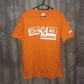 orange event t shirt