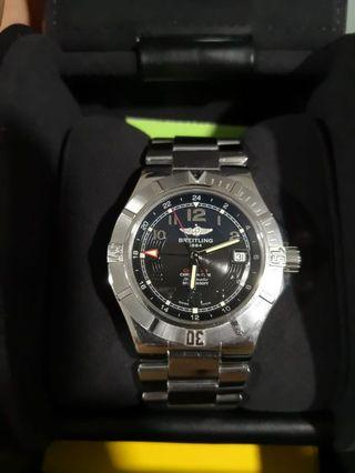 AUTHENTIC BREITLING WATCH