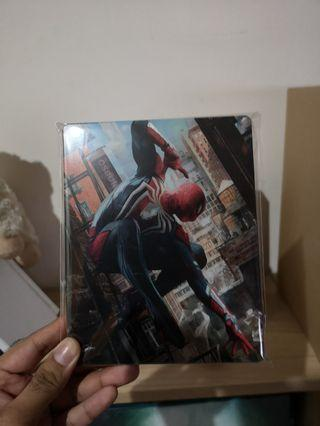 Spiderman Europe Exclusive Steelbook