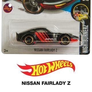 NISSAN FAIRLADY Z - Hot Wheels - ORIGINAL
