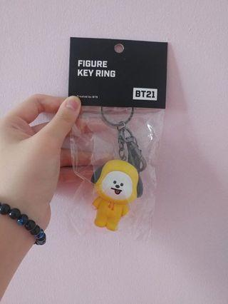 🚚 Bnip BT21 Chimmy Keychain Official