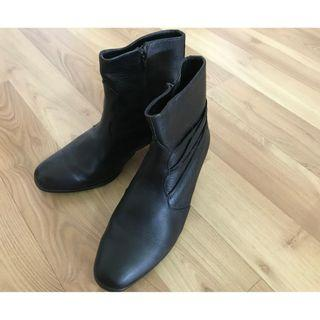 Genuine Leather Italian Boots