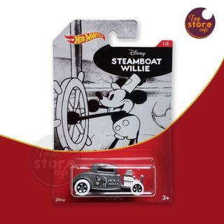 Steamboat Willie - Mickey Mouse - Hot Wheels Disney