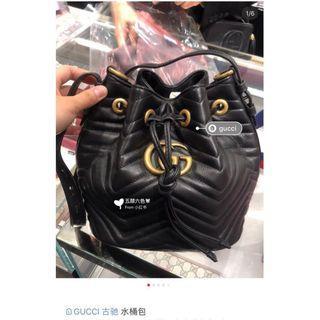 Gucci 水桶包