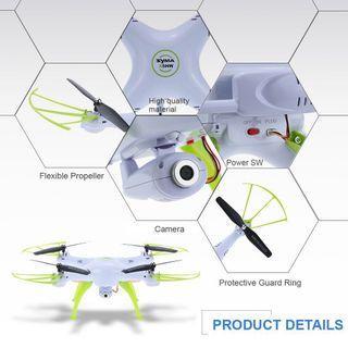 SYMA X5HW Quadcopter White*