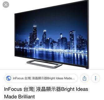 Infoucs42吋液晶電視