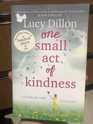 One small act of kindness novel by lucy dillon