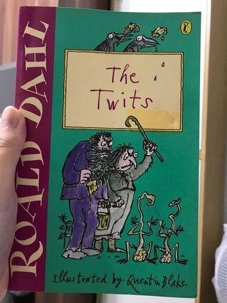 The twists Ronald Dahl
