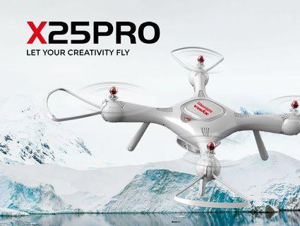 Syma X25 Pro GPS Follow Me Mode with HD Camera RC Quadcopter RTF