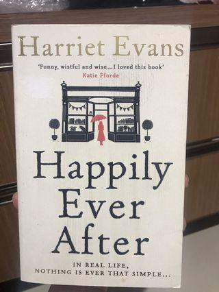 Happily ever after novel