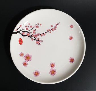 Collection_Porcelain Plates-Plum Blossoms series 梅花系列 (4 pieces)Lot 2 #EndgameYourExcess