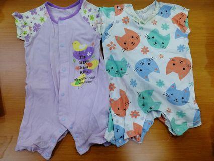 夏季 Baby Clothes