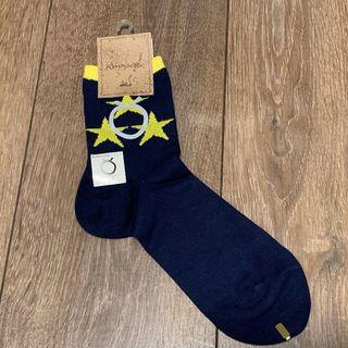 日本製金牛座男裝襪