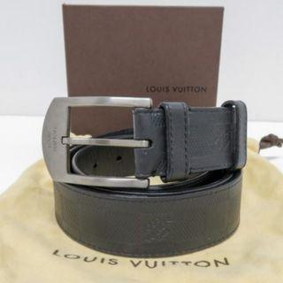 BNIB Louis Vuitton Men's Detroit Belt 35mm