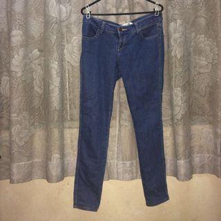 forever 21 blue denim jeans