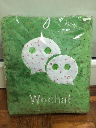 WeChat Logo Cushion