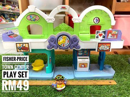 Town centre playset