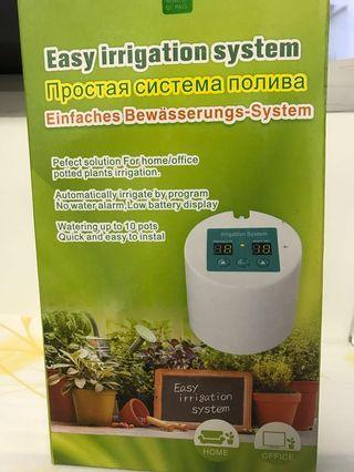 Water irrigation , Self watering , Auto watering system