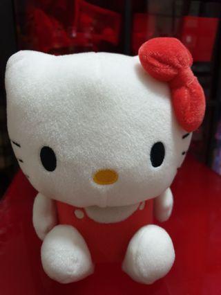 Hello Kitty Plush Storage Holder