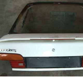 Rear bonet Proton wira aeroback UK spec