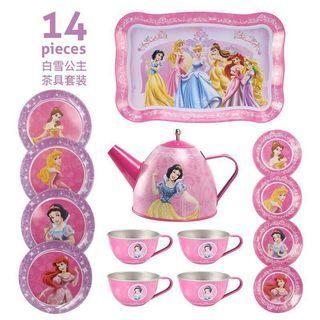 Disney Princess Snow White Girl Afternoon Tea Party Play Set