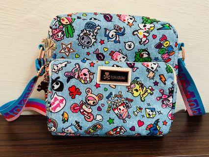 Tokidoki Denim Daze Small Crossbody Bag