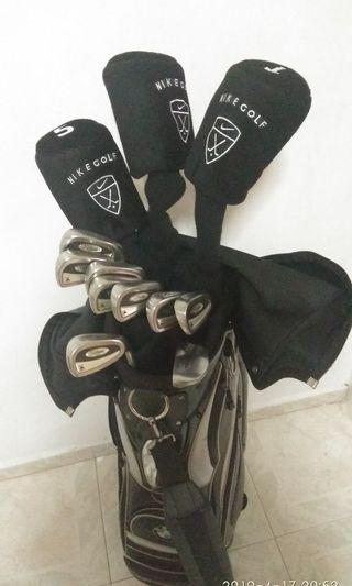 Nike and Titleist  DCI 762 full set