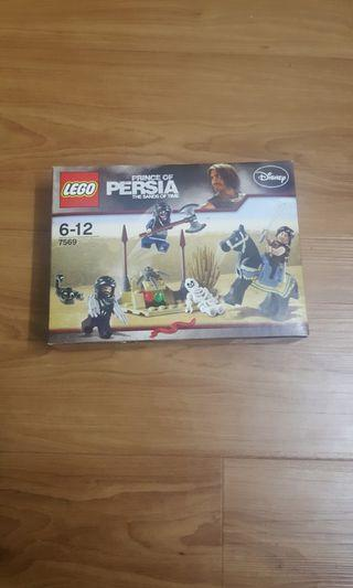 Lego 7569 Disney Prince of Persia Sands of time