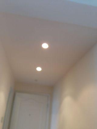 走廊射燈 Lamp for corridor (3盞)