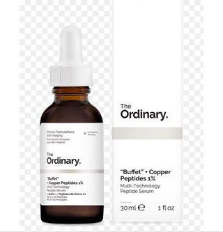The Ordinary Buffet + Copper Peptides 1% 30ml - For Signs of Aging