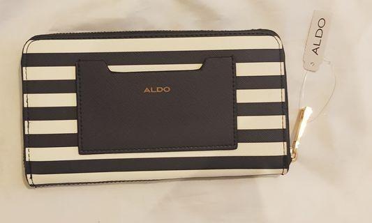 Authentic Aldo Long Wallet