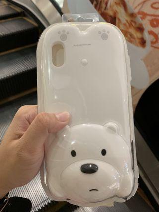 🚚 Ice Bear phone cover